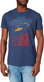 Springfield Camiseta Foo Fighters Hombre