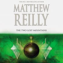 The Two Lost Mountains: Jack West Jr, Book 6