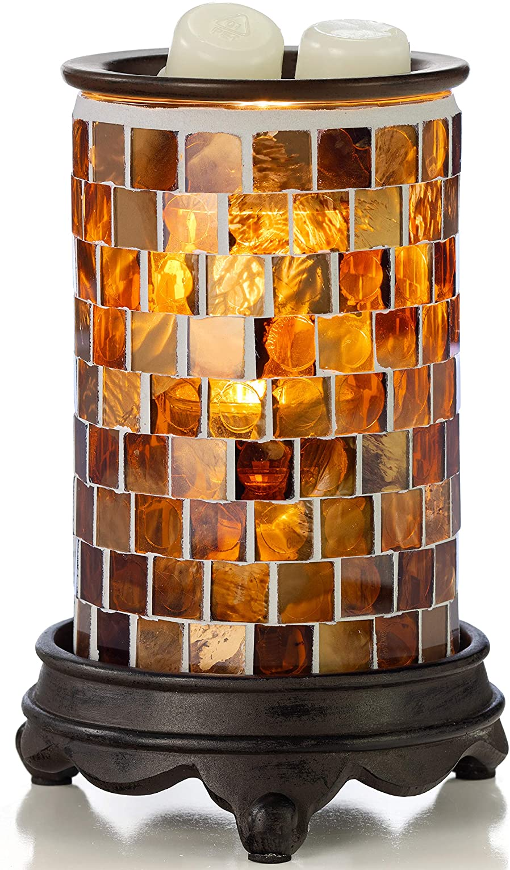 VP Home Mosaic Boston Mall Ranking TOP12 Glass Sienna Fragrance Warmer Radiant