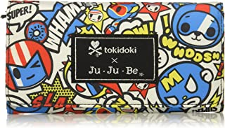 JuJuBe Be Rich Tri-Fold Wallet with Snap Enclosure, Tokidoki Collection - Sweet Victory