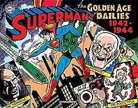Superman: The Golden Age Newspaper Dailies: 1942-1944 (Superman Golden Age Dailies)