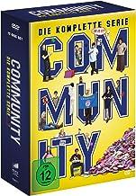 Community - Die komplette Serie (17 Discs) [DVD] [Alemania]