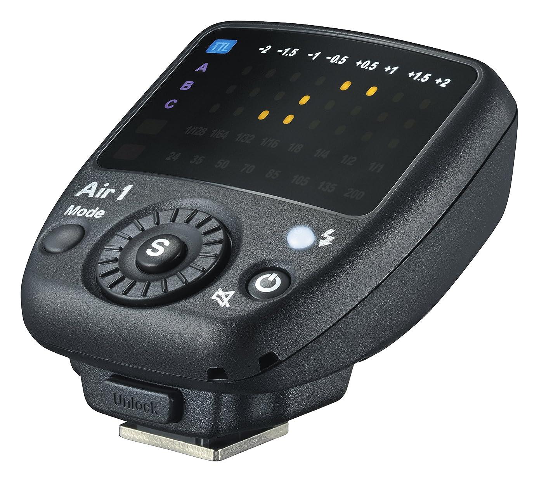 Nissin Air 1 Commander, 2.4Ghz Wireless Nissin Air System Transmission for Fujifilm - Includes Nissin USA 2 Year Warranty