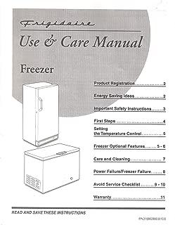 frigidaire manual