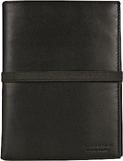 Travelon Luggage Rfid Blocking Leather Wallet Organizer, Black, One Size