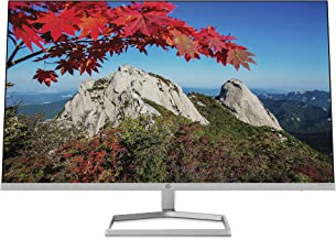 HP M27fd FHD USB-C Monitor - Works with Chromebook - Computer Monitor with 27-inch IPS Display (1080p) - Eyesafe & Color A...