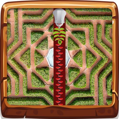 Schermo di chiusura lampo Maze