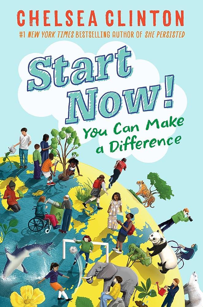 探検宿命カッターStart Now!: You Can Make a Difference (English Edition)