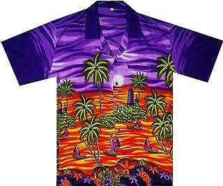 V.H.O. Camisa hawaiana Funky XL-XXL