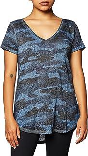 Lucky Brand womens CAMO TEE T-Shirt