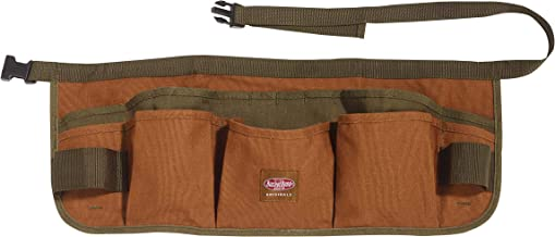Bucket Boss Canvas SuperWaist Work Apron in Brown, 80100