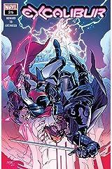 Excalibur (2019-) #25 Kindle Edition