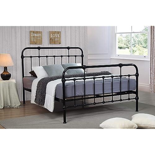 King Size Metal Bed Frames Amazon Co Uk