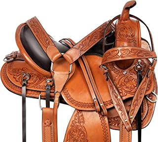 CHALLENGER Horse 36 Western Tack 25-Strand Roper Saddle Cinch Black 9787-36
