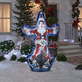 Warner Bros. Photo-Realistic Clark Griswold Inflatable Christmas Decorations