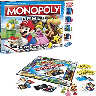monopoly gamer characters and abilities