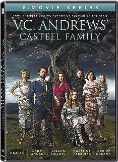 日本市場で強力 VCアンドリュースのCasteelファミリー5-映画シリーズ [DVD]