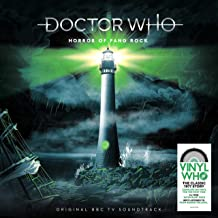 Doctor Who - Horror Of Fang Rock (140G/Rutan Blob Vinyl)