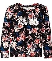 Tropics Solid Sweatshirt (Toddler/Little Kids/Big Kids)