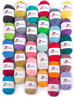 super bulky yarn acrylic