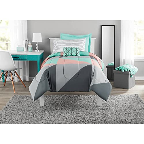 Coral And Teal Bedding Amazoncom