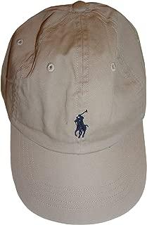 Mens Polo Ralph Lauren Classic Cap (Light Brown (Nubuck))