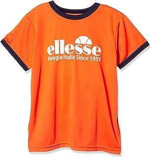 [Ellise] 网球服 半袖 练习斯洛哥水手衬衫 [女孩] EM09106
