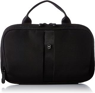 Victorinox Slimline - Kit de aseo, negro (Black/Black Logo), Una talla