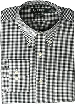 Classic No Iron Button Down with Pocket Dress Shirt