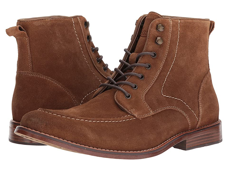 G.H. Bass & Co. Chad (Tobacco Suede) Men