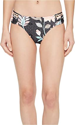 Seafolly - Bali Hai Ruched Side Retro