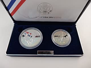 1994 world cup commemorative coins