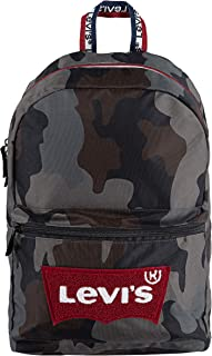 Kids' Big Classic Logo Backpack, Army Camo, O/S