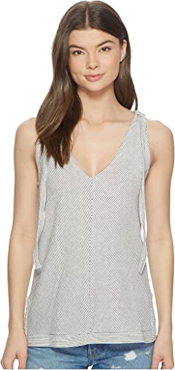 Lucky Brand - Striped Tank Top