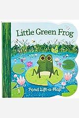 Little Green Frog (Babies Love) Pappbilderbuch
