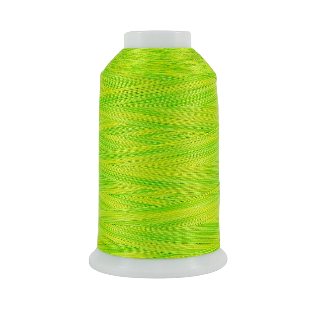 Superior Threads 121029XX924 King TUT Lime Stone 3-Ply 40W Cotton Quilting Thread, 2000 yd