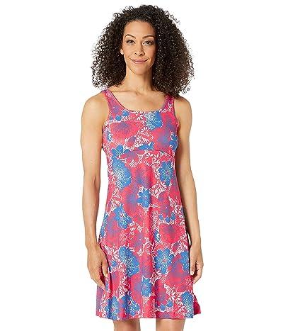 Columbia Freezertm III Dress (Sunset Red Flowers) Women