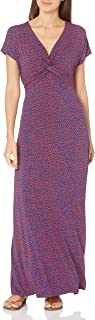 Amazon Essentials Twist Front Maxi Dress Mujer