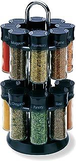 Best Olde Thompson 16-Jar Carousel Spice Rack Review