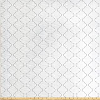 Best grey and white fabric patterns Reviews