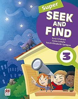 Super Seek and Find Student's Book & Digital Pack (Volume 3)