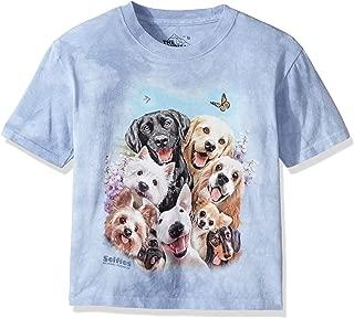 The Mountain Boys' Dog Selfie T-Shirt Children's