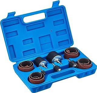 Silverline 726040 Drum Sanding Kit - 25 Pieces, 80 Grit