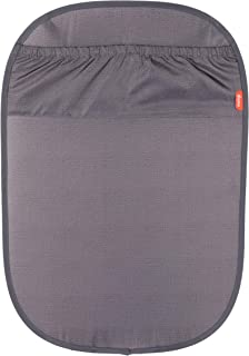 Diono Stuff 'N Scuff XL Kick Mat Back Seat Protector for Kids' with Storage Pocket, 100% Water Resistant for Protection of...