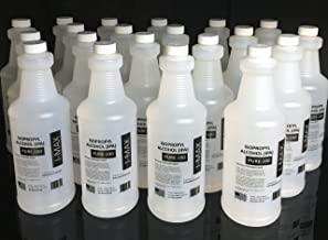 Isopropyl Alcohol 99.5+% - 5 Gallons (20 quarts) 100% Purity - Rubbing Alcohol