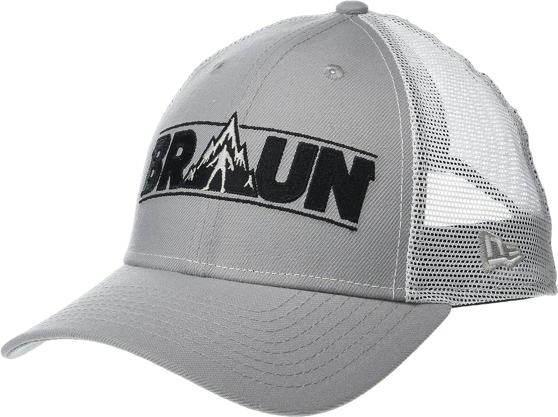 New Era X-Games Braun STROWMAN Unisex 940TRUCKER BRASTR