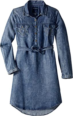 True Religion Kids - Western Shirtdress (Big Kids)