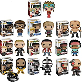 "Funko POP Exclusive Mystery Starter Pack Set of 10 ""Includes 10 Random Funko POPS Will Vary and..."