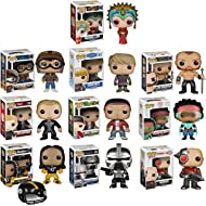 """Funko POP Exclusive Mystery Starter Pack Set of 10 """"Includes 10 Random Funko POPS Will Vary and..."""