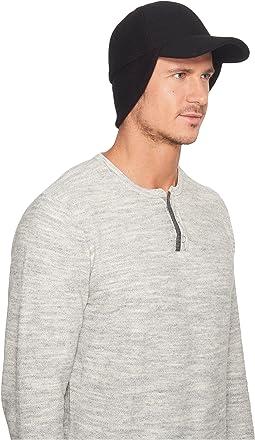 UGG - Wool Baseball Hat w/ Knit Trim